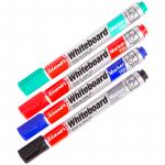 Набор маркеров для доски LUXOR 4шт