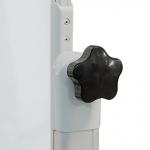 Доска магнитно-маркерная оборотно-мобильная 2x3, 170х100 см