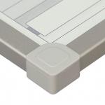 Доска-планер магнитно-маркерная на месяц 2x3, 60х50 см