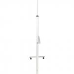 Доска магнитно-маркерная оборотно-мобильная Brauberg, 90х60 см