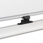Доска магнитно-маркерная оборотно-мобильная Brauberg, 120х90 см