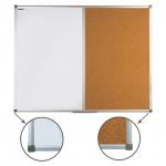 Доска комбинированная Brauberg, 90х60 см