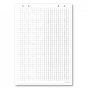 Блокнот для флипчарта 2х3 20 листов, в клетку