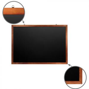 Доска для мела магнитная Brauberg, 120х90 см