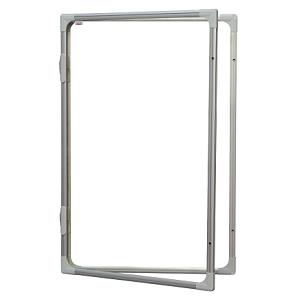 Доска витрина магнитно-маркерная 2x3, 90х60 см