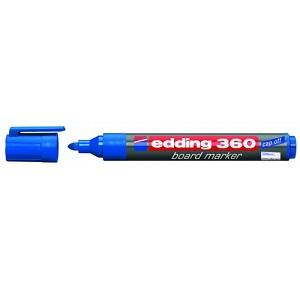 Маркер для магнитных досок Edding-360 синий
