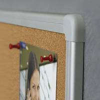 Доска пробковая 2x3, 90х60 см