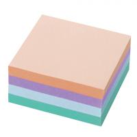 Блок для записей 350 листов, цветной