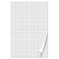 Блокнот для флипчарта Brauberg 20 листов, в клетку