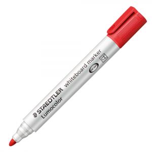 Маркер для доски STAEDTLER Lumocolor, красный