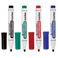 Набор маркеров для доски CENTROPEN 4шт