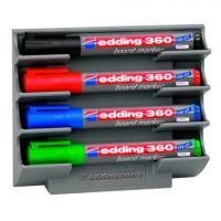 Держатель для 4 маркеров магнитный Edding
