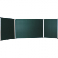 Доска для мела 3-х элементная BOARDSYS, 150x100/300 см