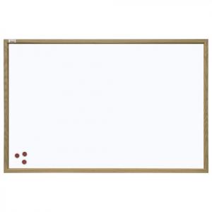 Доска магнитно-маркерная 2x3, 90х60 см