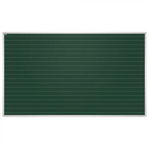 Доска для мела магнитная в линию 2x3, 100х85 см