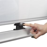 Доска магнитно-маркерная оборотно-мобильная Brauberg, 180х120 см