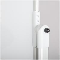 Доска магнитно-маркерная оборотно-мобильная Berlingo, 90х60 см