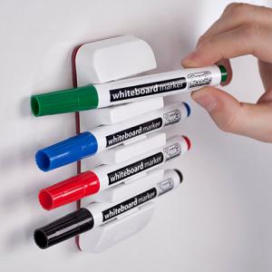 Держатель для 4 маркеров магнитный