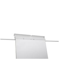 Флипчарт OfficeSpace со штангами, 70х100 см
