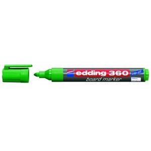 Маркер для магнитной доски Edding-360, зеленый