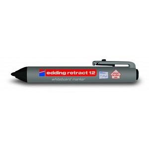Маркер для магнитных досок Edding-12 черный
