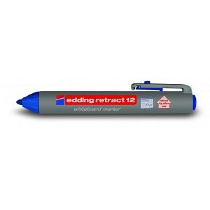 Маркер для магнитных досок Edding-12 синий