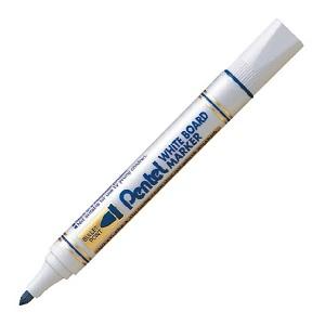 Маркер для магнитных досок PENTEL MW85 синий