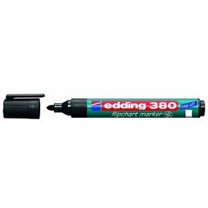 Маркер для флипчартов Edding-380 черный